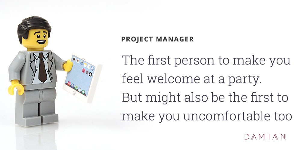 Creative Agency Personalities: Project Manager