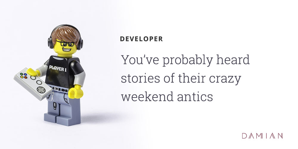 Creative Agency Personalities: Developer